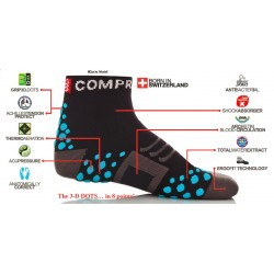 COMPRESSPORT RUN HIGH-CUT SOCKS 3D.DT