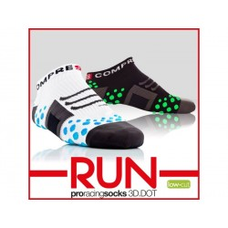 COMPRESSPORT RUN LOW-CUT SOCKS 3D.DT