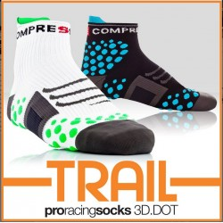 COMPRESSPORT TRAIL SOCKS 3D.DT